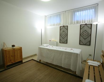 booking room where you can have a massage