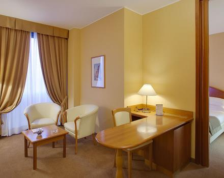 Suite Junior Park Hôtel Piacenza