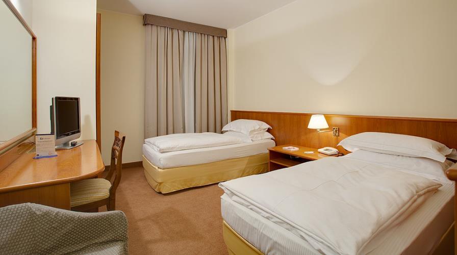 Habitaciones equipadas para personas con discapacidad for Habitaciones de hotel para 5 personas