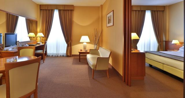 Best Western Park Hotel, Piacenza-Junior Suite