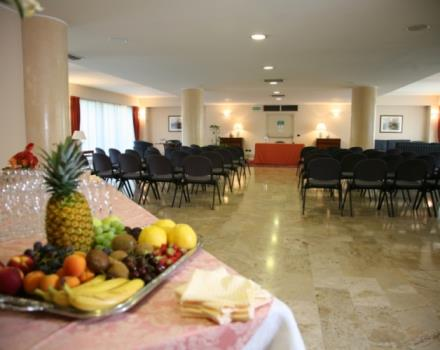For the organization of your events in Piacenza choose the Best Western Park Hotel