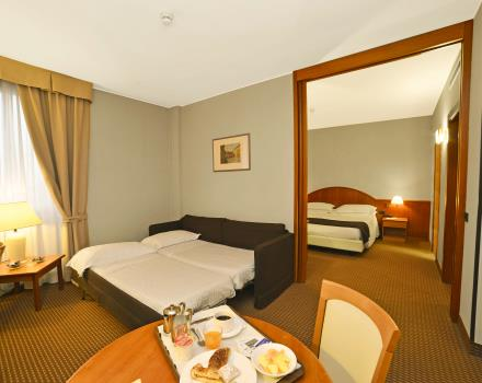Extra beds - Suite Executive