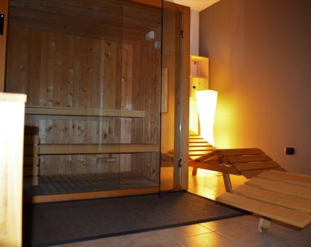 Sauna - Wellness area