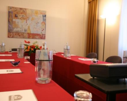 Do you have to organize an event? Are you looking for a meeting room in Piacenza? Discover the Best Western Park Hotel