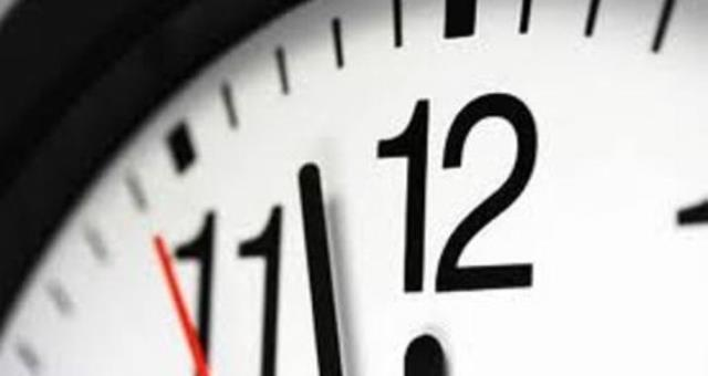Time Flies; you're late; book at special Last Minute rate