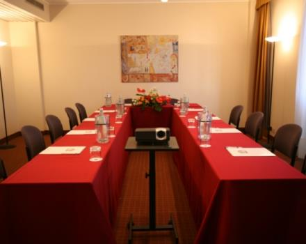 Discover how to organize your conferences in Piacenza at the Best Western Park Hotel