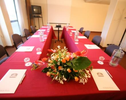 Looking for a conference in Piacenza? Choose the Best Western Park Hotel