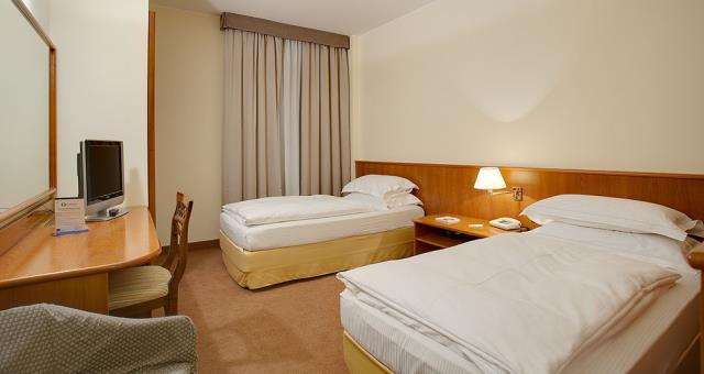 Room accessible to persons with reduced mobility - Best Western Park Hotel Piacenza