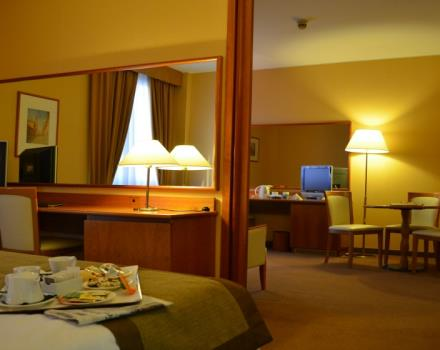Suite Executive - Best Western Park Hotel Piacenza